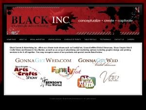 Black Events and Advertising INC