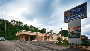 Best Western Plus - University Inn Steubenville