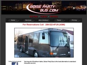 Boise Party BUS