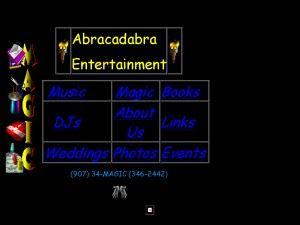 Abracadabra Entertainment