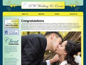 K W Wedding and Events