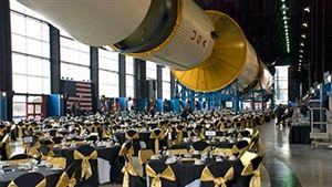 U.S. Space- Banquet Facilities