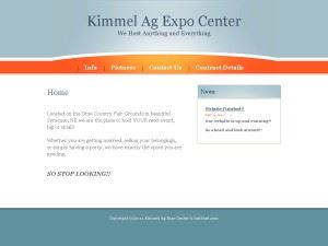 Kimmel Ag-Expo Center