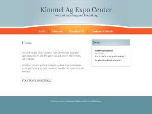 Kimmel Ag-Expo Center