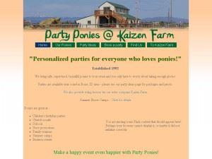 Party Ponies