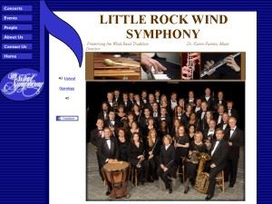 Little Rock Wind Symphony