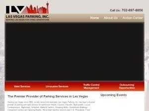 Las Vegas Parking, Inc