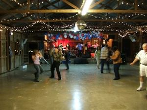 Shady Springs Party Barn