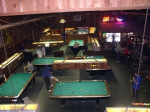 Fast Eddy's Billiards