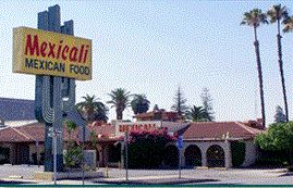 Mexicali Restaurants