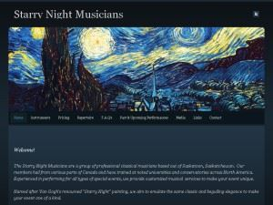 Starry Night Musicians
