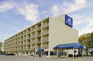 Best Value Inn Cleveland Airport