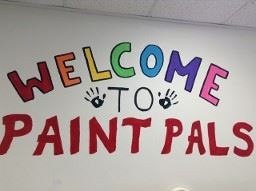 Paint Pals Clubhouse