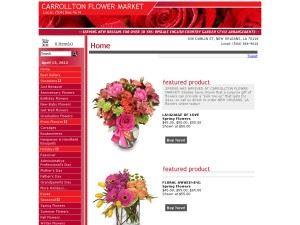 Carrollton Flower Market