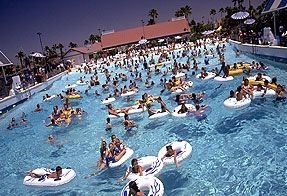 Roseville Golfland Sunsplash - California