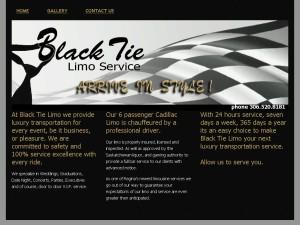 Black Tie Limo