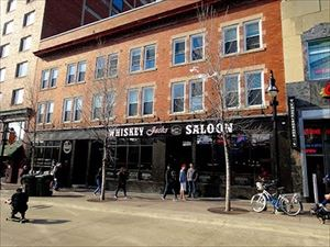 Whiskey Jacks Saloon