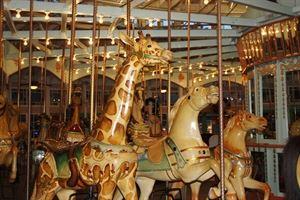 Hines Carousel Gardens
