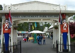 Oaks Amusement Parks