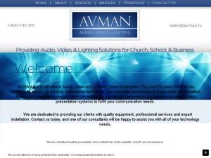 AVMAN Presentation Systems