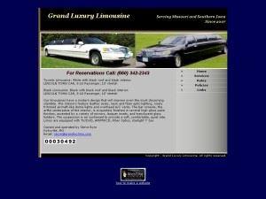 Grand Luxury Limousine