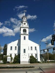First Parish Unitarian Universalist Church of Kennebunk