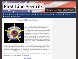 First Line Security Services