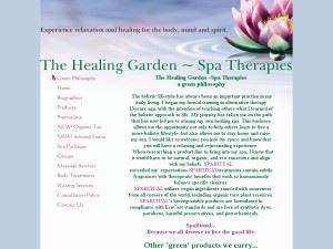 The Healing Garden~Spa Therapies