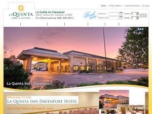 La Quinta Inn Davenport