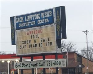 Jack Lawton Webb Convention Center