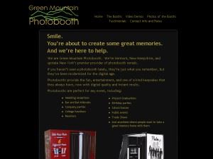 Green Mountain Photobooth