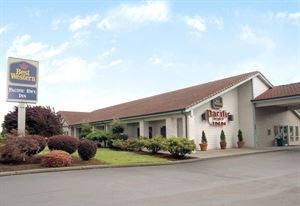 Best Western - Pacific Highway Inn