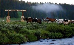 Nine Quarter Circle Ranch