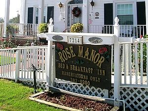 The Rose Manor Inn