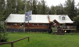 Alaska's Yentna Station Roadhouse