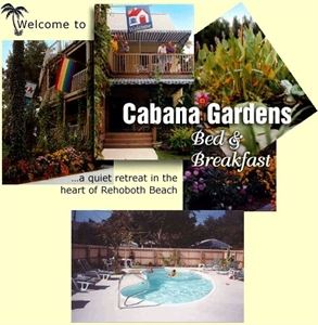 Cabana Gardens Bed and Breakfast