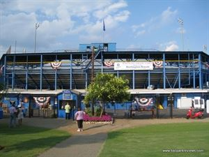 Burlington Athletic Stadium