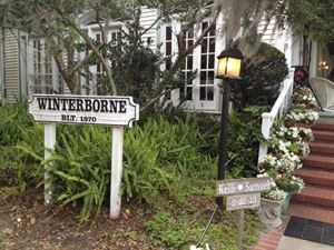 Winterbourne Inn on the St. Johns River