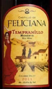 Castillo de Feliciana Vineyard & Winery