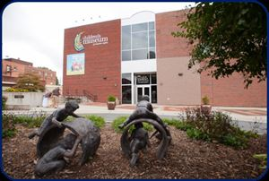 The Children's Museum Of Winston - Salem
