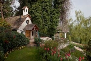 Crystal Hermitage Chapel and Gardens