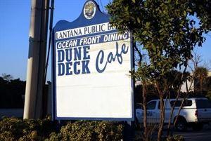 Dune Deck Cafe