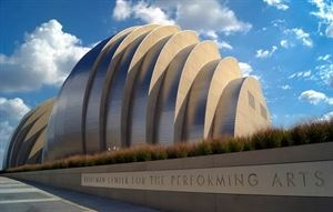 The Kauffman Center