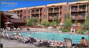Teton Springs Resort