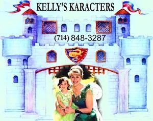 Kelly's Karacters