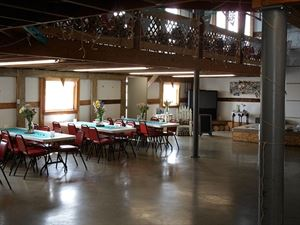 Anderson Party Barn