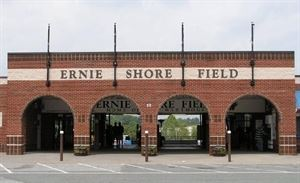 Ernie Shore Field - Winston-Salem Warthogs