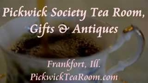 Pickwick Society Tearoom
