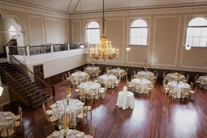Colonial Hall at Rockafellas