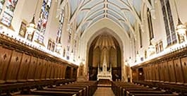 Grosse Pointe Academy Chapel and Receptions